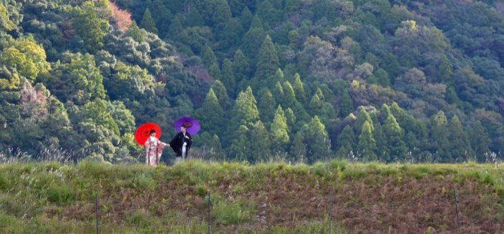 熊野本宮大社で結婚式1119
