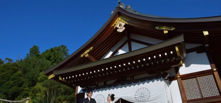 大神神社の結婚式とル・レーヴの食事会