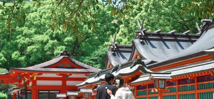 熊野速玉大社の結婚式428