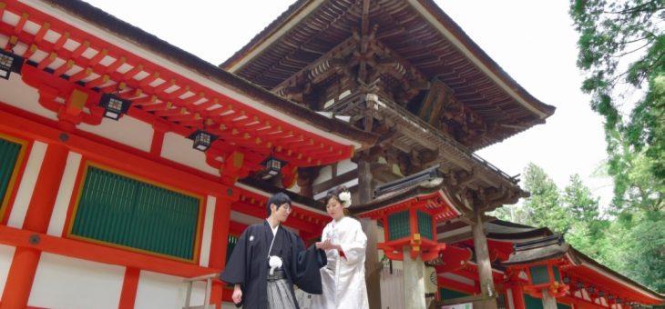 石上神宮の結婚式