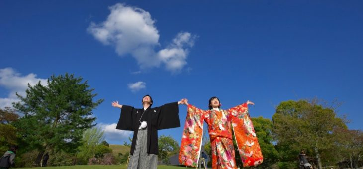 奈良の前撮り