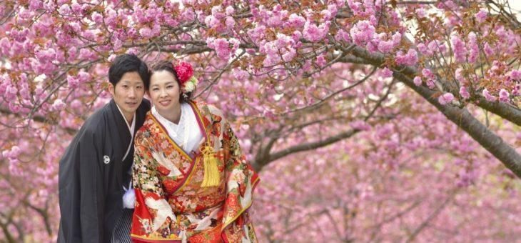 岡山から結婚式の前撮り
