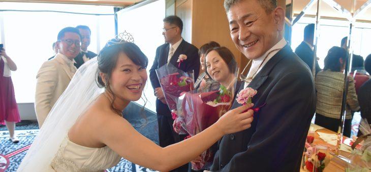 少人数で出来る?ホテルニューオータニの結婚式と披露宴(2018.8.5)