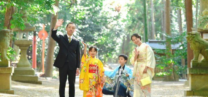 廣瀬大社での七五三参りは長い参道がメインステージな写真12枚でチェック