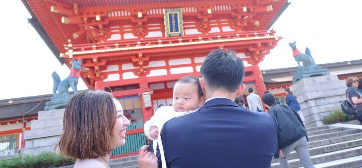 伏見稲荷大社のお宮参りは想定外のお祭り騒ぎ!写真23枚でチェック