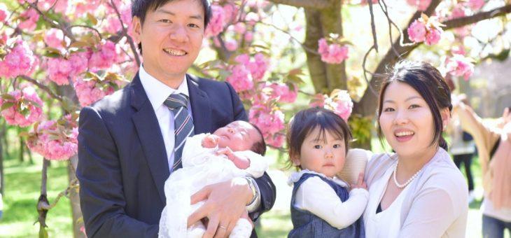 豊国神社のお宮参りは桜満開で迎えてくれました!写真19枚で紹介