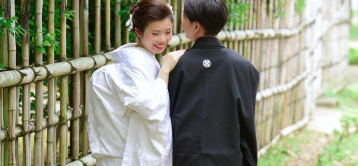 奈良で和装前撮りは家族も来て楽しく撮影!写真10枚で紹介