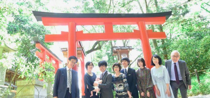 大神神社でお宮参りは家族みんなでワイワイと!写真10枚で紹介
