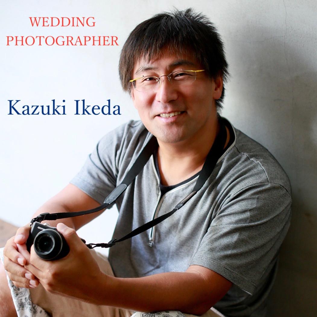 カメラマンのブログのプロフィール写真